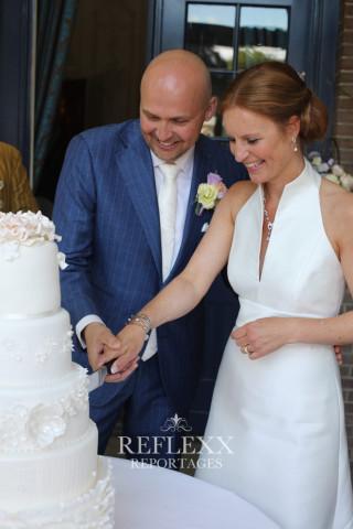 Real Wedding Astrid en Vincent Blaauw
